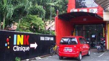 isi ulang tinta dan toner nomor satu di Surabaya